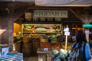 image of a local vegetable store where you can buy local vegetable at a cheap cost
